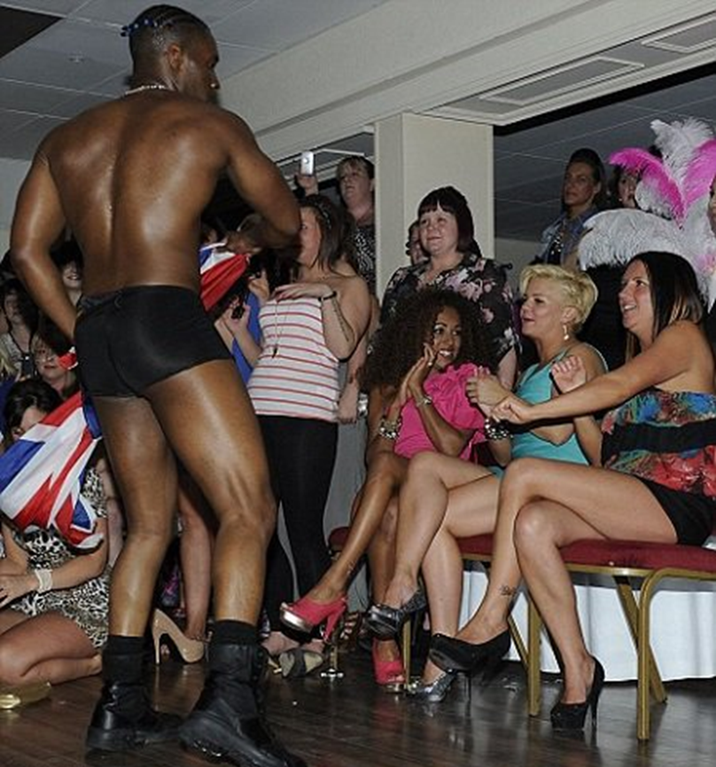 How to hire a male stripper for your bachelorette party your party starts here